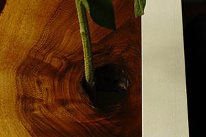 Console Fleur création Noyer Hetre 02_M